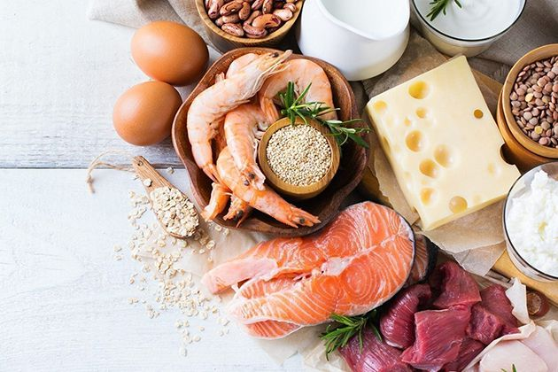 Dinh dưỡng tập Gym tăng cân