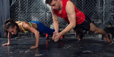 Hít đất giúp cơ thể linh hoạt
