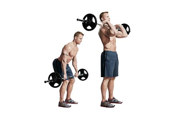 Lịch tập Gym 5 buổi 1 tuần