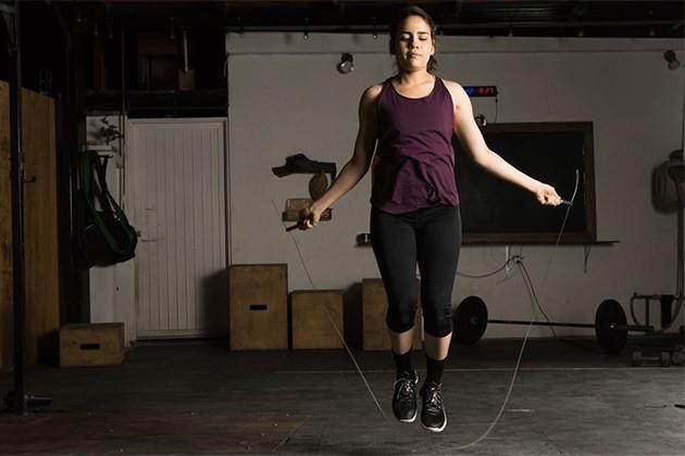 Cách nhảy dây tăng chiều cao