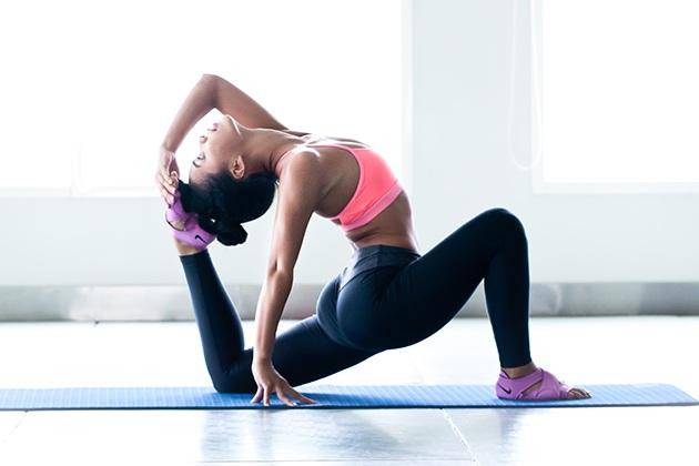 Có nên tập Yoga trong thời kỳ kinh nguyệt?