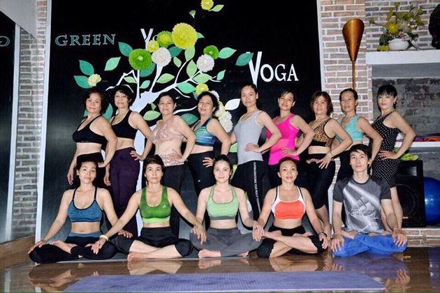 Green Yoga Gò Vấp