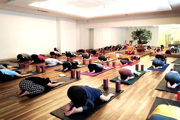 Happy Yoga Gò Vấp