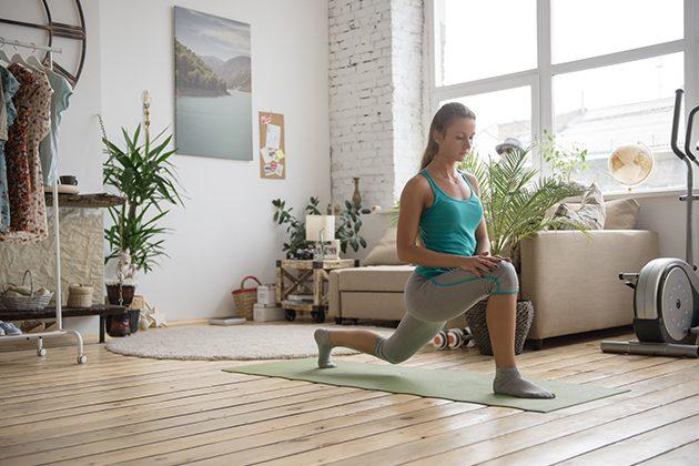 Lợi ích khi tự tập Yoga tại nhà