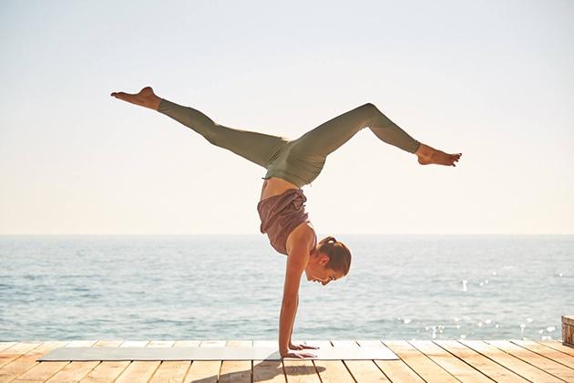 Lợi ích tập Yoga cho nữ