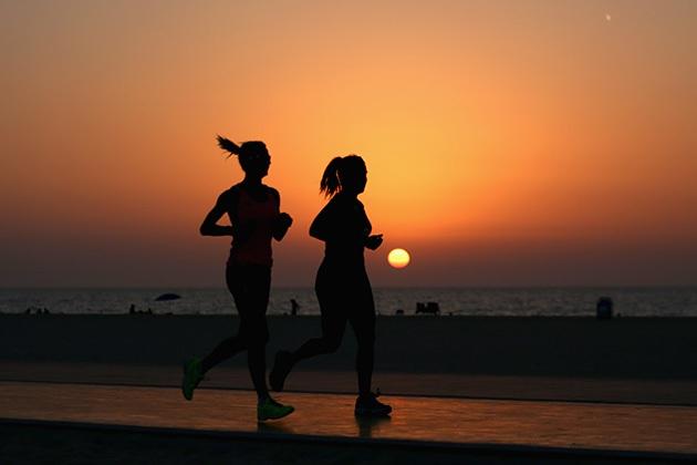 Lưu ý khi tập thể dục buổi tối