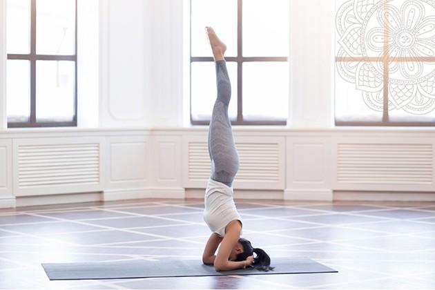 Lưu ý khi tập Yoga trong thời kỳ kinh nguyệt