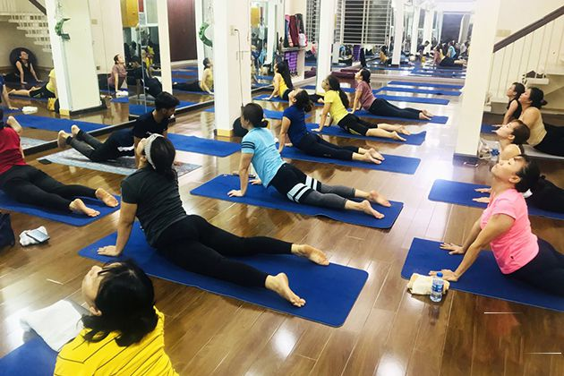 Mahamantra Yoga Gò Vấp
