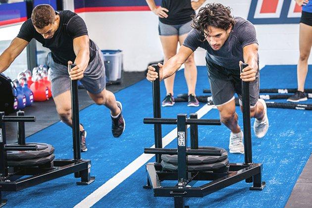 Tập thể dục giảm cân buổi chiều