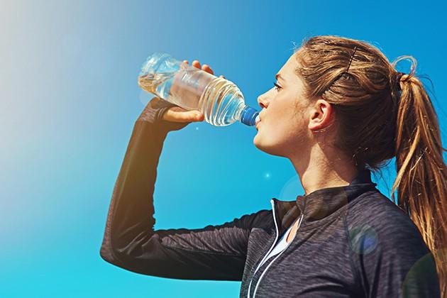 Cách uống nước giảm cân