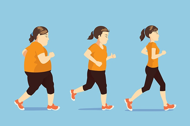 Chạy bộ bao nhiêu phút để giảm cân