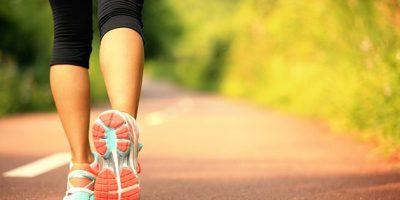 Đi bộ có to bắp chân?