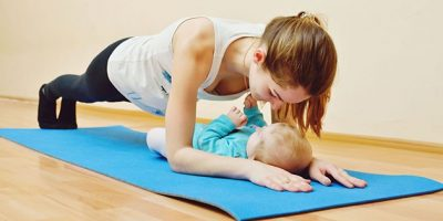 Lợi ích tập Yoga sau sinh