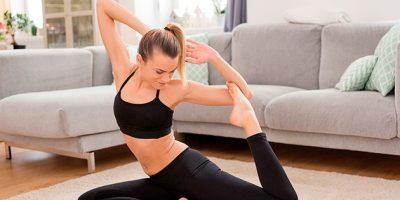 Tập Yoga tại nhà