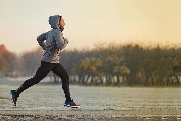 Tư thế chạy bộ giảm cân
