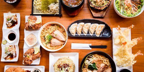 Bữa ăn của người Nhật