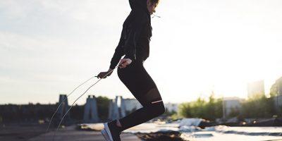 Cách tập nhảy dây giảm cân