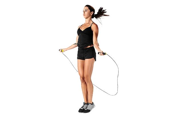 Nhảy dây giúp giảm cân