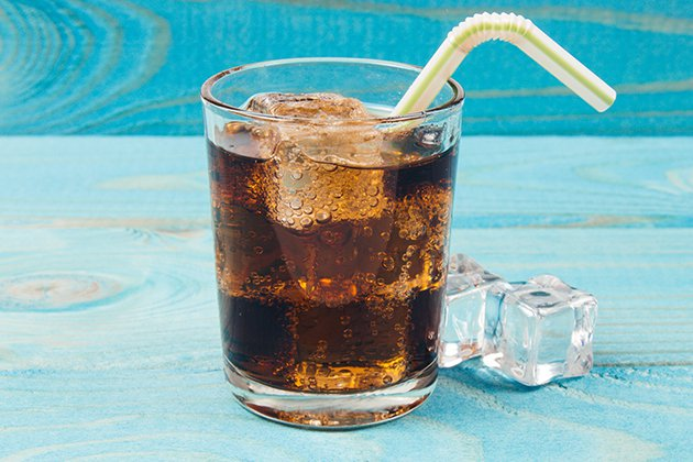 Nước ngọt gây béo phì