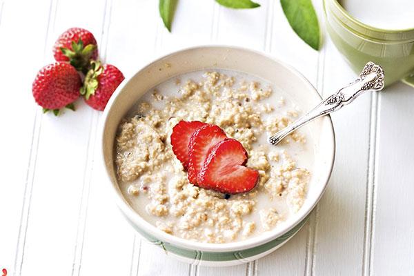 Dinh dưỡng cho người tập Gym vào bữa phụ