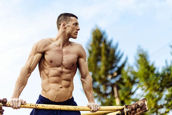 Cách tập bụng 6 múi