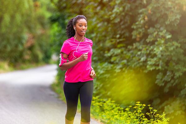 Chạy bộ có tăng cân không?