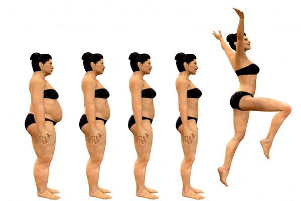 Đi bộ đúng cách để giảm cân hiệu quả