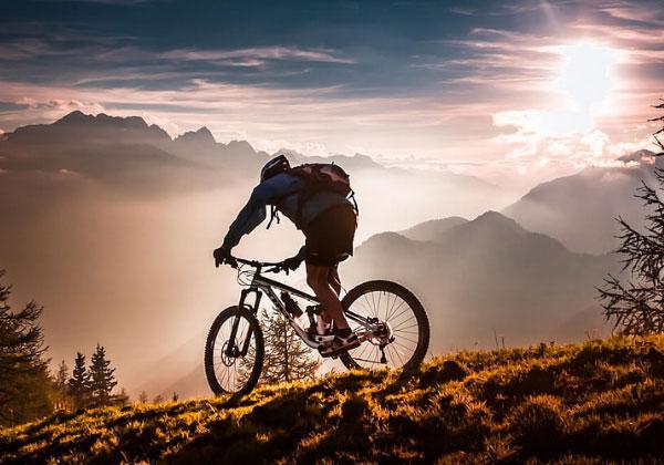 Thay đổi địa hình đạp xe để có kết quả tốt nhất