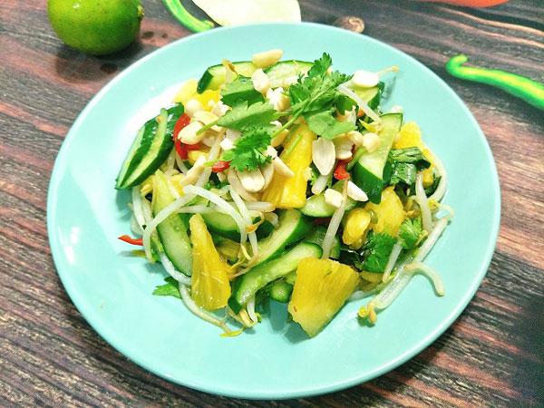Salad dứa