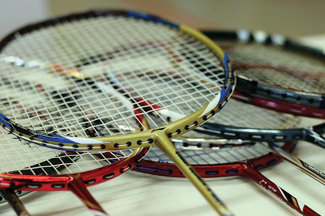 Nên chọn trọng lượng vợt phù hợp