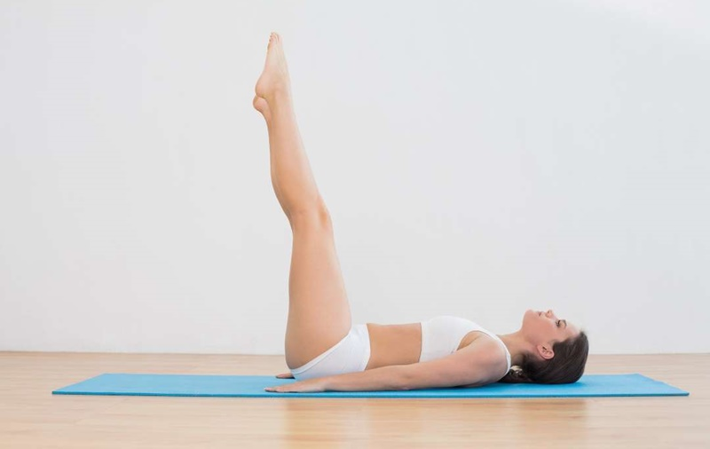 Bài tập nâng và hạ chân
