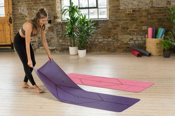 Chọn kích thước thảm phù hợp để tập luyện hiệu quả