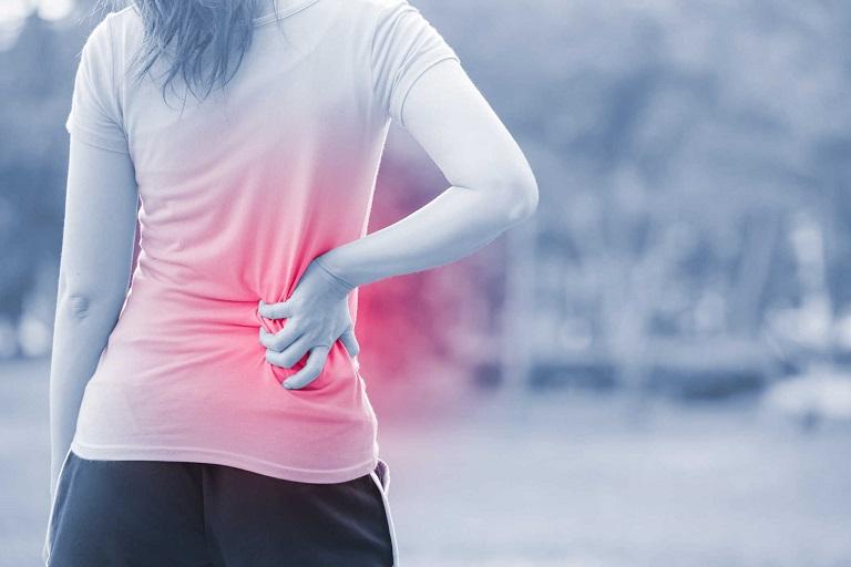 Plank giúp giảm nguy cơ chấn thương lưng