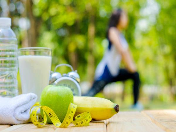 Nạp năng lượng cho cơ thể trước mỗi buổi tập