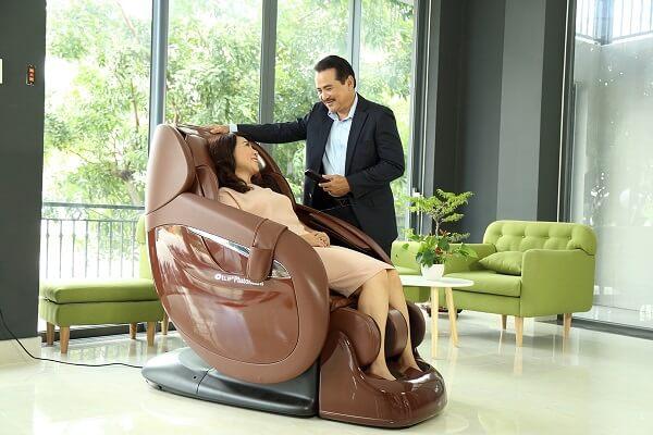 Ghế massage Elip.