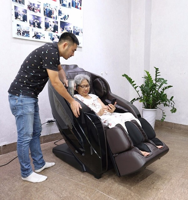 Ghế massage Osaka.