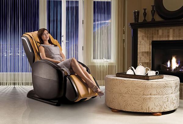 Ghế massage toàn thân là thiết bị chăm sóc sức khỏe cao cấp.