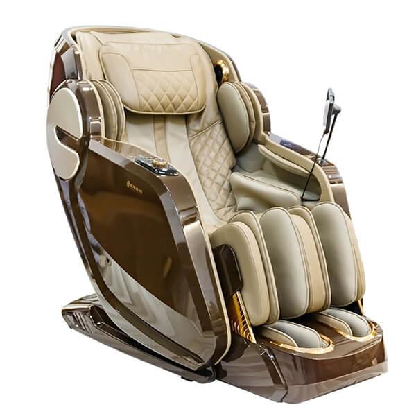 Ghế massage OR-350 sở hữu thiết kế bên ngoài sang trọng, đẳng cấp.