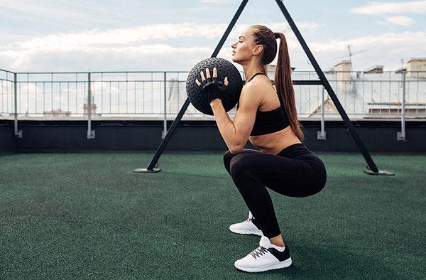 bài tập Body Weight Training