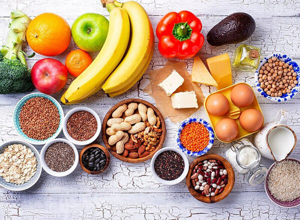 Squat nên kết hợp với chế độ dinh dưỡng lành mạnh