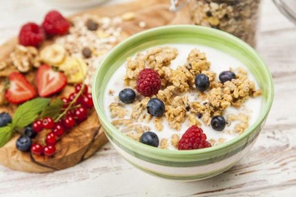 Ăn sáng đúng cách giảm cân hiệu quả