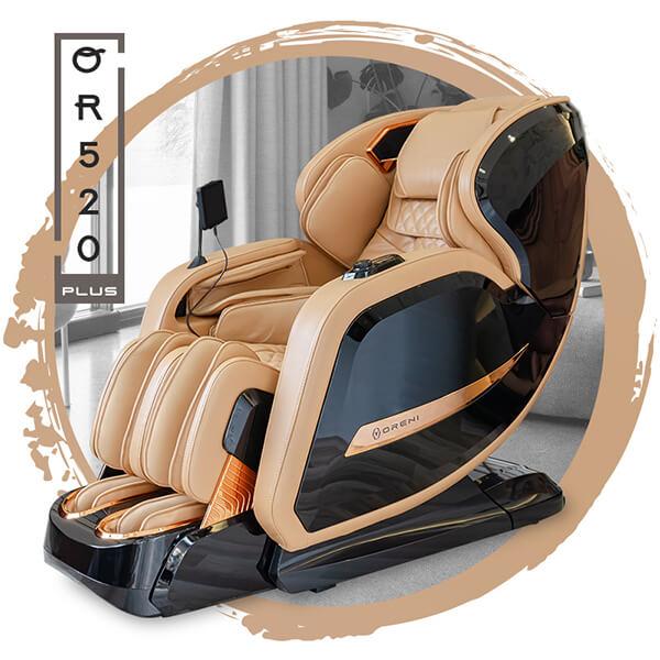 Sản phẩm OR-520 Plus là bước đột phá lớn về tính năng với con lăn 5D thời thượng