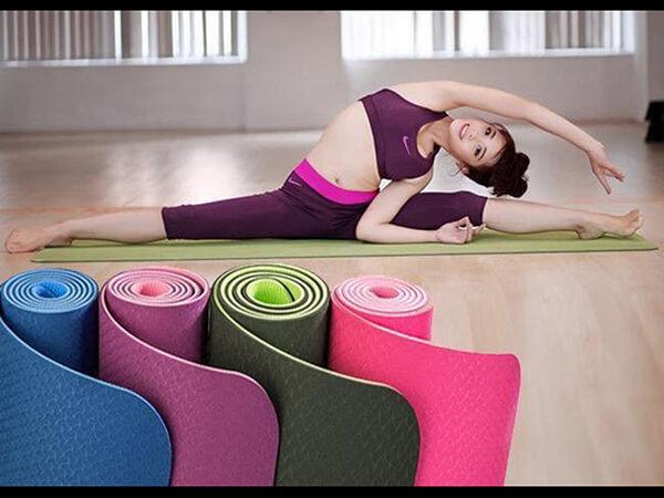 Cách chọn thảm tập Yoga tốt