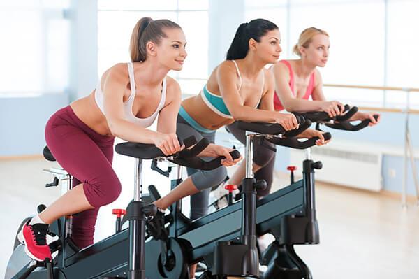 Xe đạp tập thể dục rất tốt cho sức khỏe