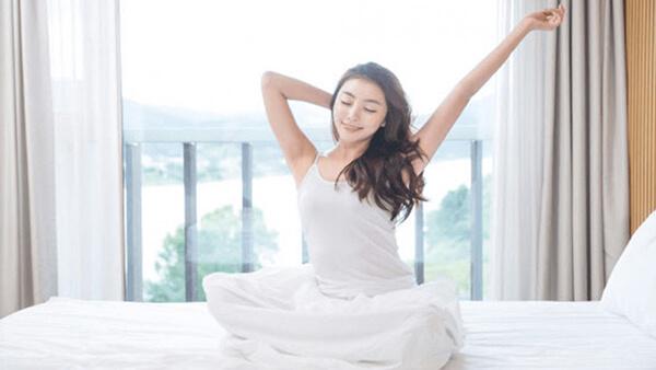 Ngủ đủ giấc sẽ giúp bạn tăng cân