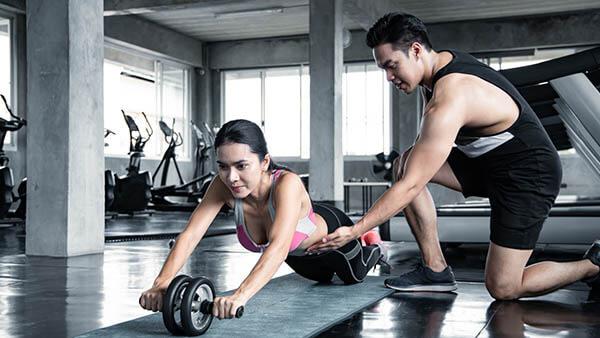Tập thể dục thể thao thường xuyên sẽ giúp bạn tăng cân, tăng cơ