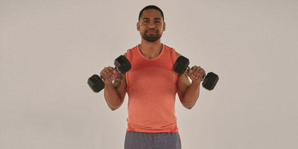 Bài tập cơ bắp tay trước Zottman Curl